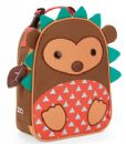 Skip Hop Zoo Lunchie Insulated Kids Lunch Bag Hedgehog
