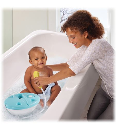 summer infant shower and clean bath centre in duck bath. Black Bedroom Furniture Sets. Home Design Ideas
