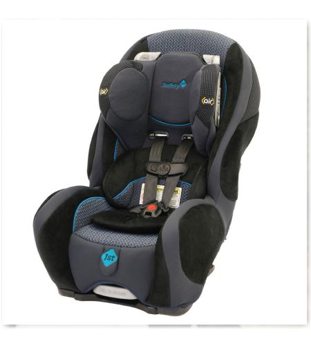 Safety 1st Complete Air 65 Lx Convertible Forward Rear Facing Car Seat In Seabreeze