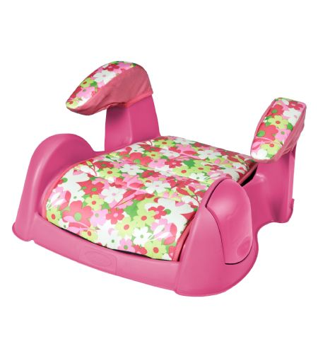 Cosco Highrise Booster Car Seat in Floral - Booster car seat ...