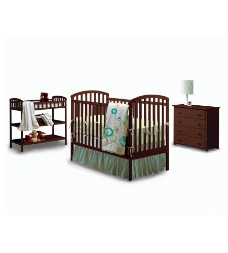 Charmant Bily™ All In One Nursery In Dark Espresso   All In 1   Canadau0027s Baby Store