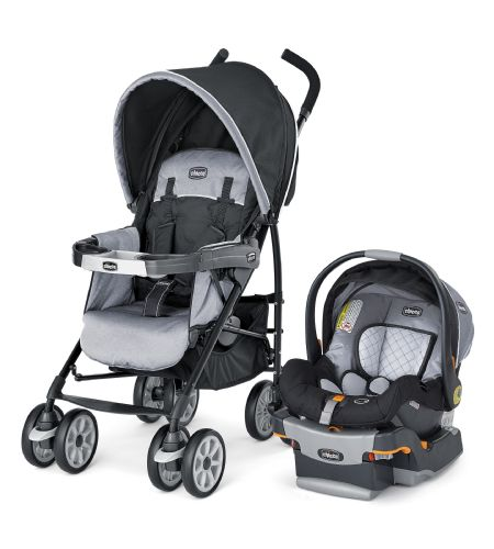 Chicco Keyfit 30 Neuvo Travel System In Techna Travel System