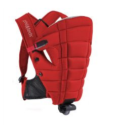 Phil&Teds Emotion Front Baby Carrier in Scarlet