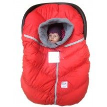 7AM Enfant Cocoon in Red