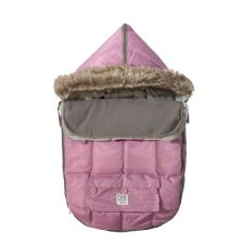 7AM Enfant Le Sac Igloo Small (0-6m) in Pink