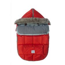 7AM Enfant Le Sac Igloo Small (0-6m) in Red